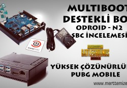 Multiboot box – Odroid N2 İncelemesi