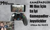 Mi Box İçin En İyi Gamepadler – Joystickler
