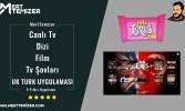Yeni! Film, Dizi ve Canlı Tv Uygulaması – UKTURK