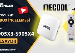 Sonunda Lisanslı Mecool – Mecool Km2 Tv Box İncelemesi