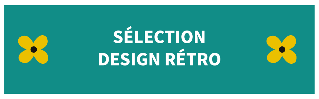 selection objets au design retro par merveillhome