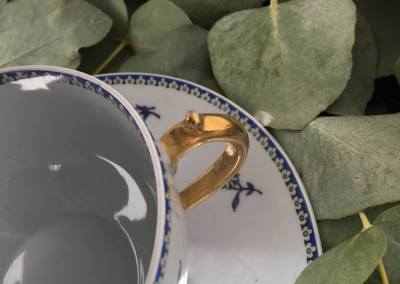 Bouquet de Tasses à thé
