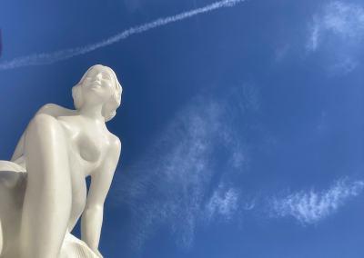 Sculpture Femme Art Déco