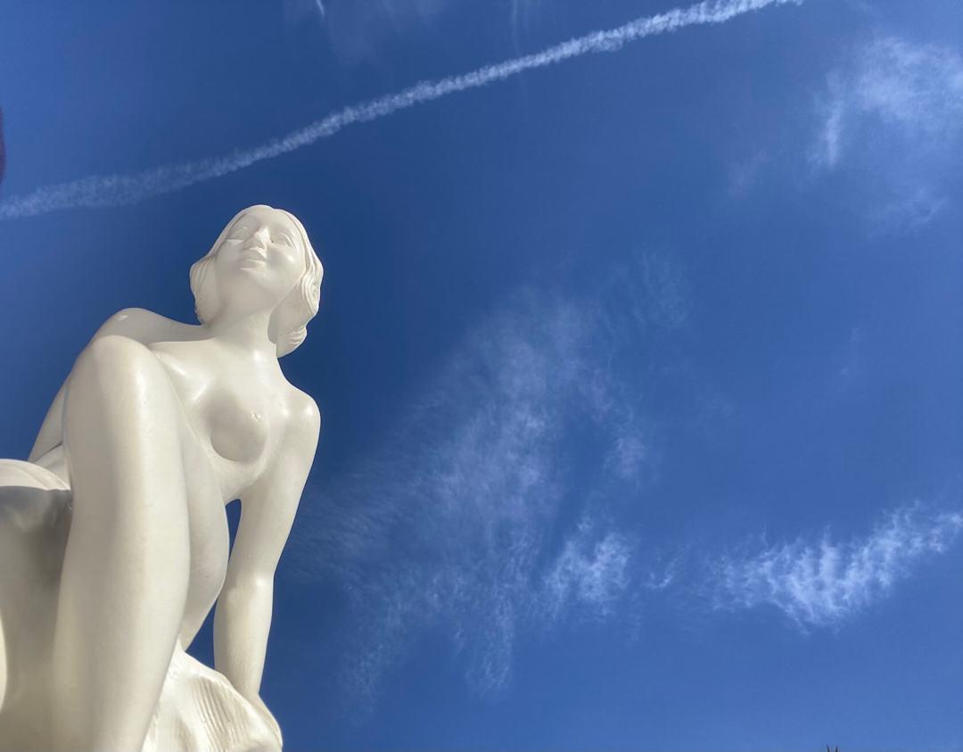 Sculpture femme JPMD 270