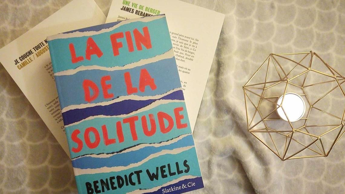 Mon avis sur : La fin de la solitude, de Benedict Wells