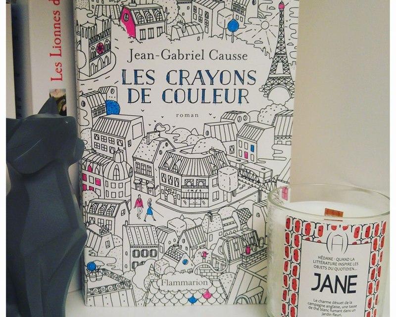Les crayons de couleur _ Jean-Gabriel Causse