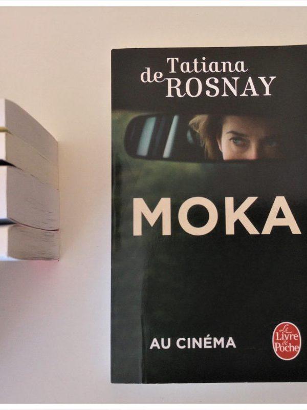 Couverture livre moka