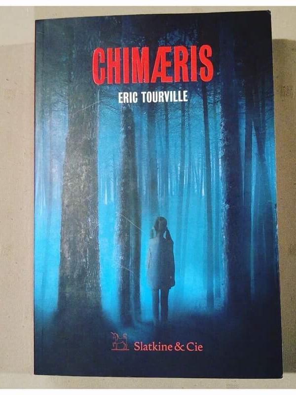 couverture chimaeris
