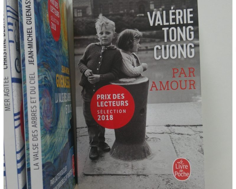 Par amour _ Valérie Tong Cuong