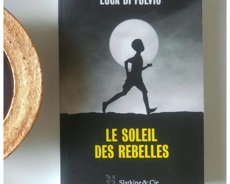 Le Soleil des rebelles _ Luca Di Fulvio