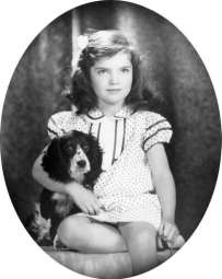 Jacqueline Bouvier enfant