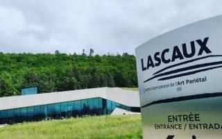 entrée Lascaux IV
