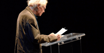 W.S. Merwin Speaks at TEDxMaui 2012