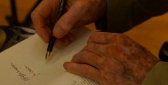 The Poetry Lab:  Writers Share Their Favorite Merwin Poem – Alexander Maksik