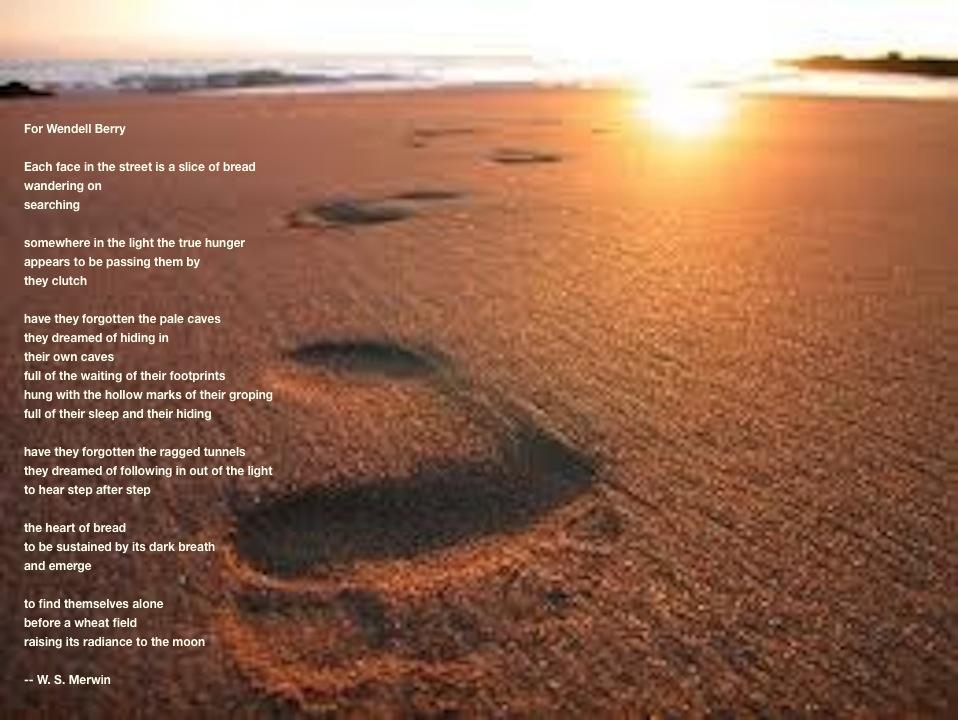 Bread poem