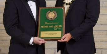 Photos from National Arbor Day Awards