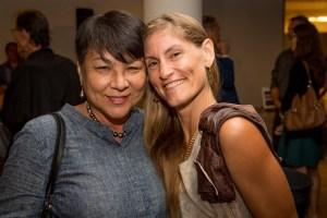 Dania Kats of edible Hawaiian Islands and author Sunny Savage