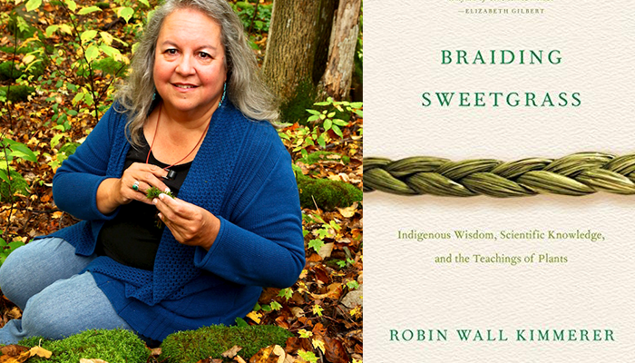 Robin Wall Kimmerer in The Merwin Conservancy's 'Green Room' Arts and Ecology Salon Series