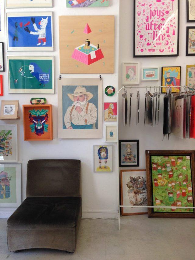27. Galeria calle Miguel Bombarda