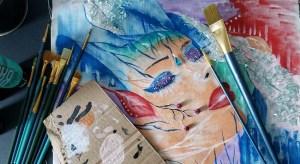 Artist Biography 4 things by Meryem brik Meryarts 2