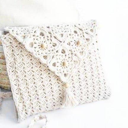 Sac Au Crochet Facile Et Elegant Mery Crochet