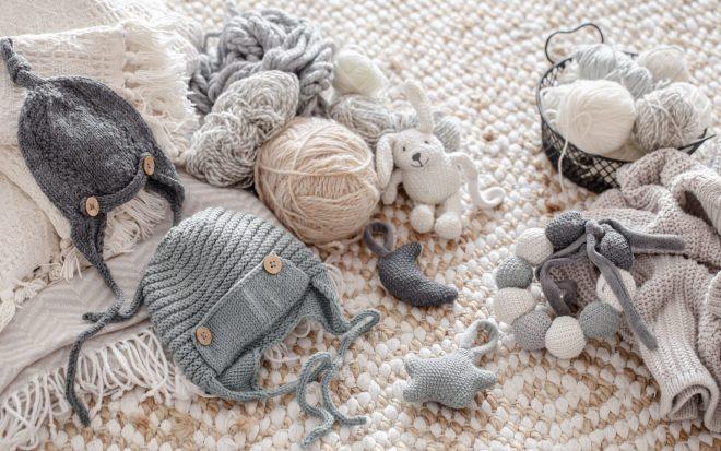 difference entre crochet et tricot