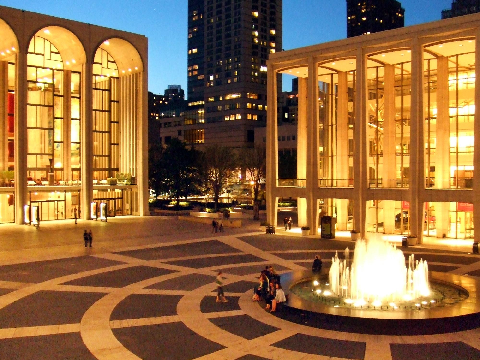 I Heart Lincoln Center