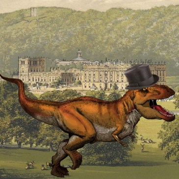 Jurassic Austen