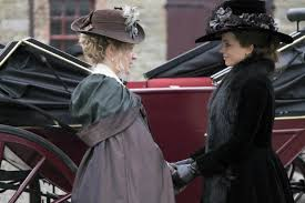 Chloë Sevigny and Kate Beckinsale in Love and Friendship (2016)