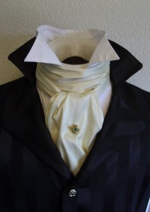 The Regency Gentleman and his Cravat