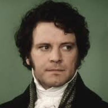 Mashup video: Mr. Darcy doesn't want to be HERE