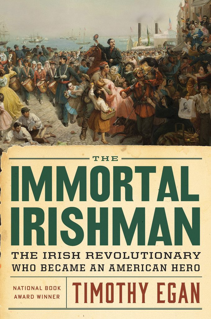 Random Book Review: The Immortal Irishman