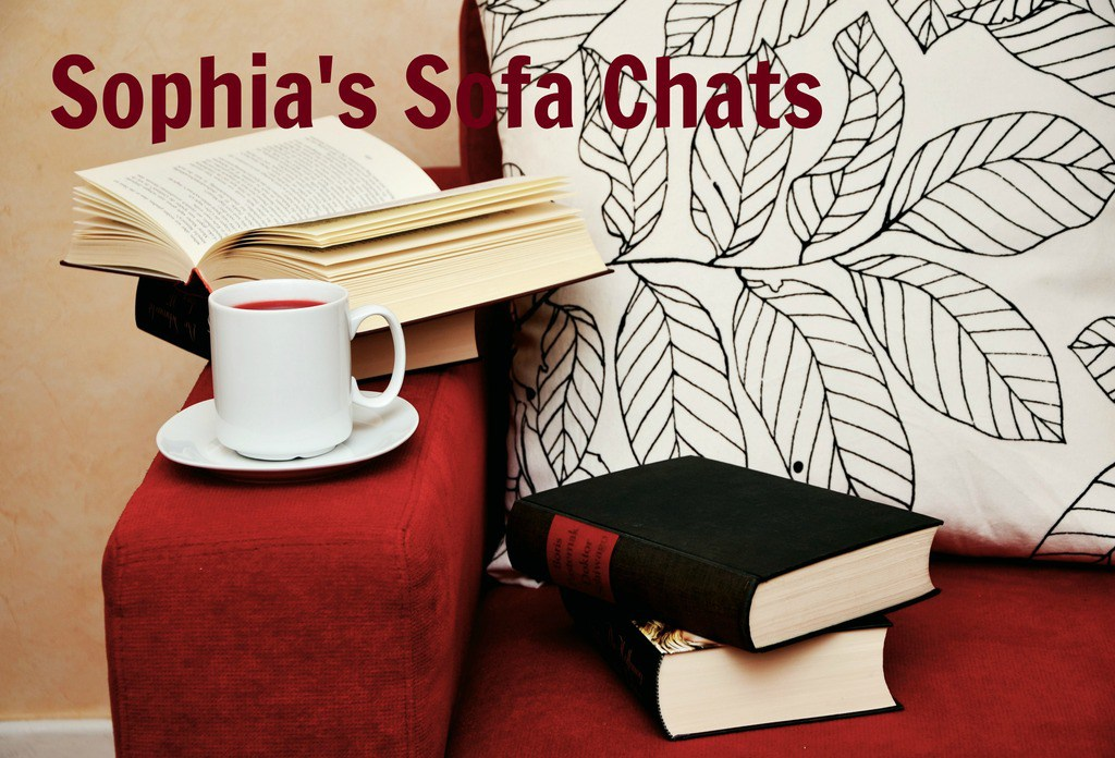 Sofa Sophia and the Farmer's Market: A chat with Suzan Lauder!