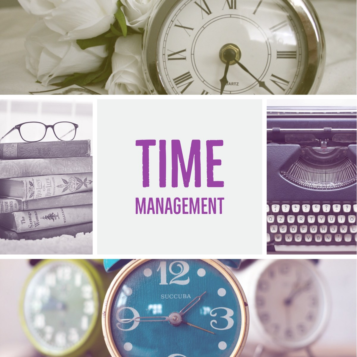 Tips for Making Time for #Marketing