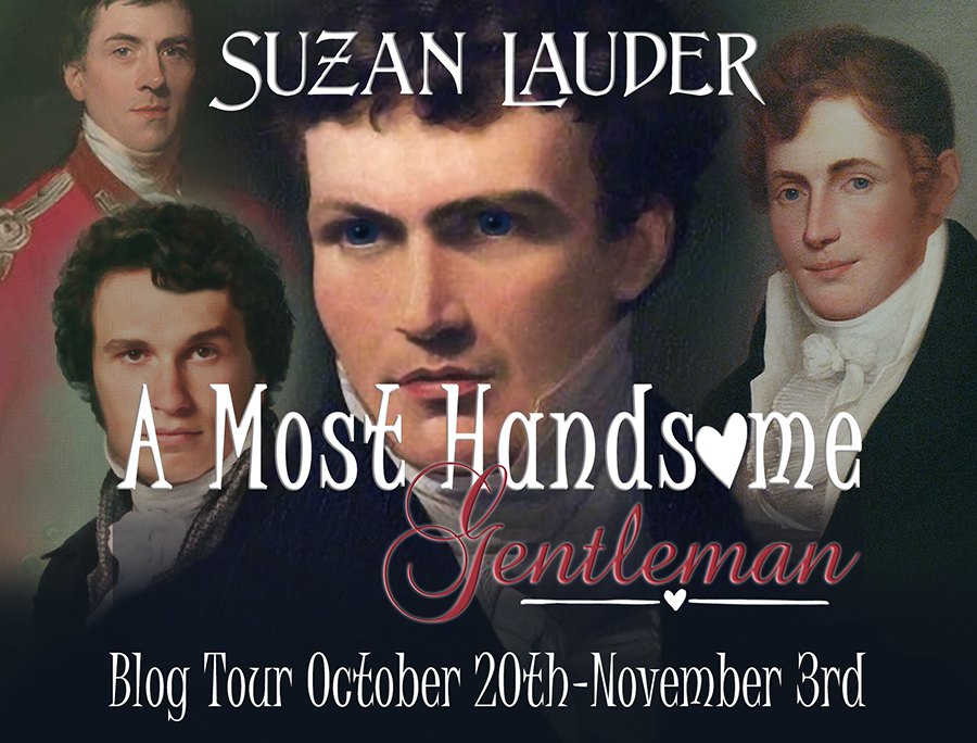 A Most Handsome Gentleman Blog Tour 10/20-11/3