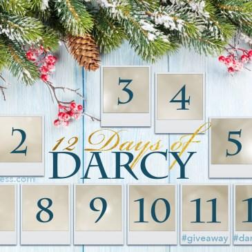 #DarcyDays 1 with Jan Hahn