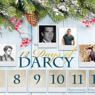 #DarcyDays 6 with Ann Galvia