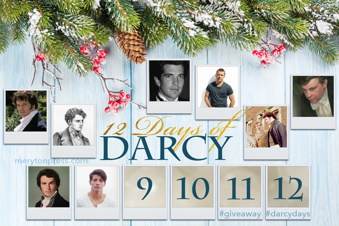 #DarcyDays 8 with Audrey Ryan