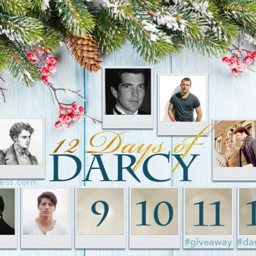 #DarcyDays 8 with Audrey Ryan