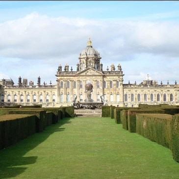 #MyPemberley: Castle Howard