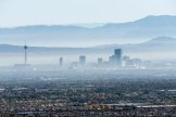 Las Vegas Valley Haze