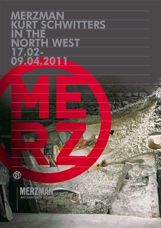 MerzMan poster