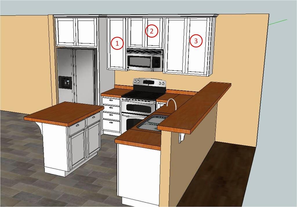 Upper kitchen cabinet build – Merzke Custom Woodworking