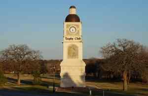 Clock Tower Trophy Club
