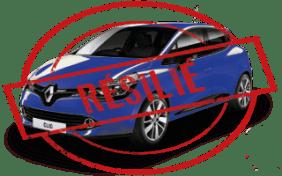assurance auto résilié pour non-paiement