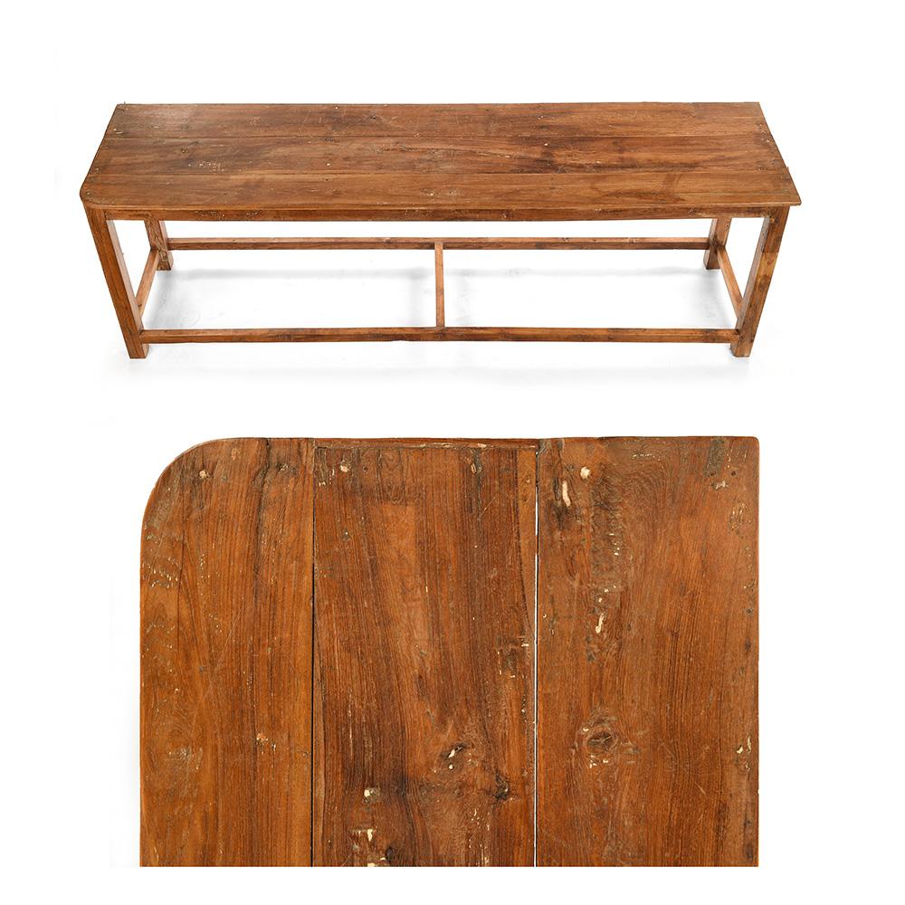longue table en bois mes decouvertes julien cohen