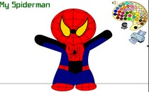 spiderman_coloriage