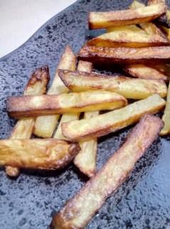 frites a la friteuse sans huile