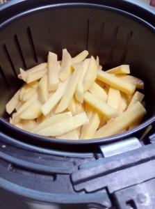 mon avis sur la friteuse sans huile