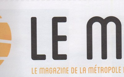 La Magazine de la métropole Rouen Normandie (Février 2018)